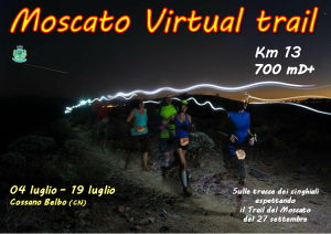 MOSCATO VIRTUAL TRAIL